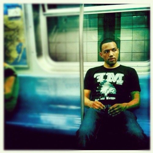 NYC Subway.