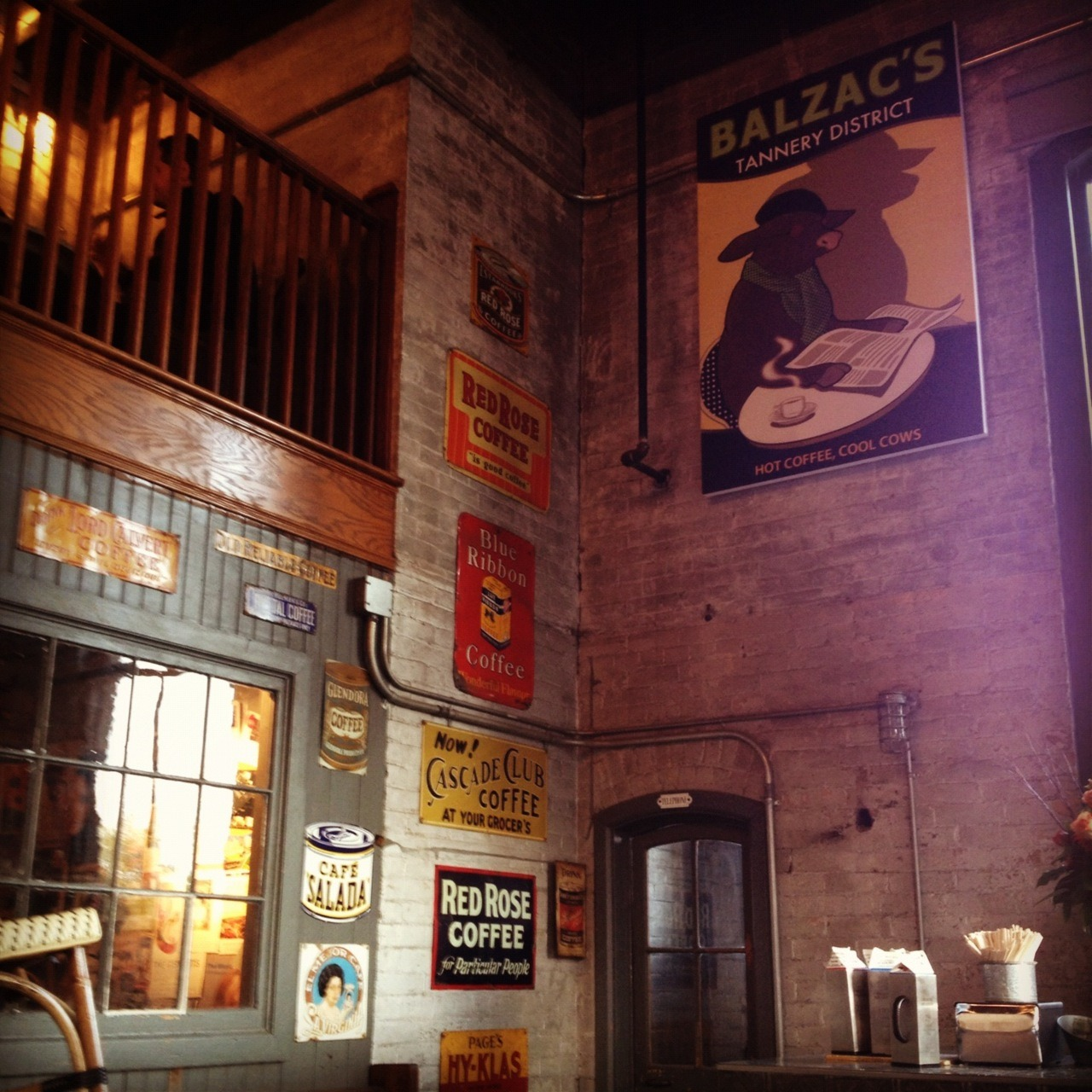 day 29: balzac's coffee