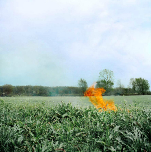 mpdrolet:  Field outside Dayton, Ohio, 2005 Tony Fouhse