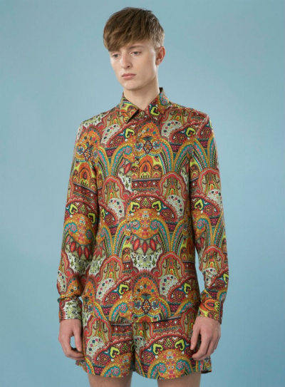 mensfashionworld:  Topman Design Spring/Summer 2012 lookbook