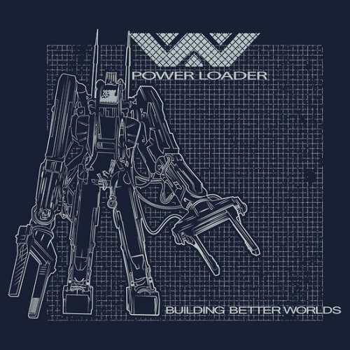"(via ""Powerloader Blueprint"" T-Shirts & Hoodies by buzatron 