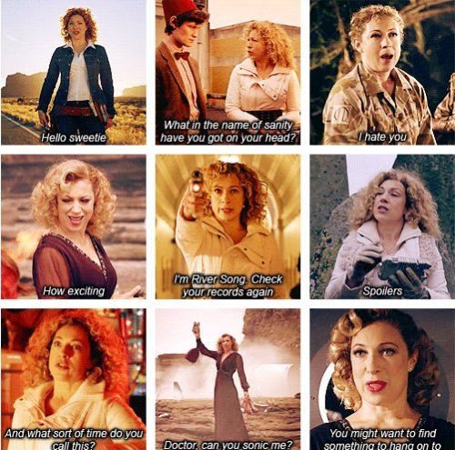 becks28nz:  Doctor Who - The Best of River Song (source)