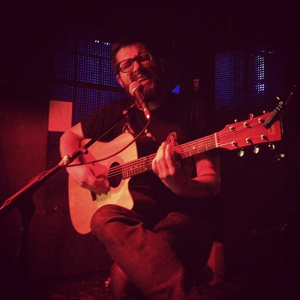 @intoitoverit almost has me in tears every time I see him.  (Taken with instagram)