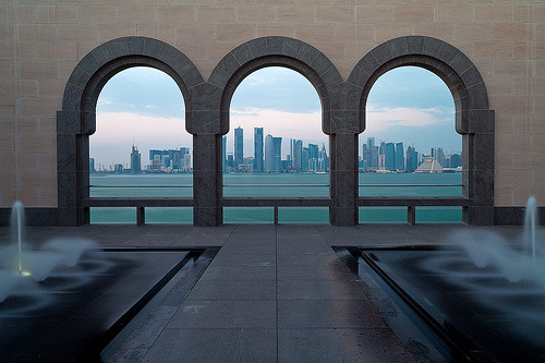 crucium:  Doha (by ©Helminadia Ranford (Traveling))