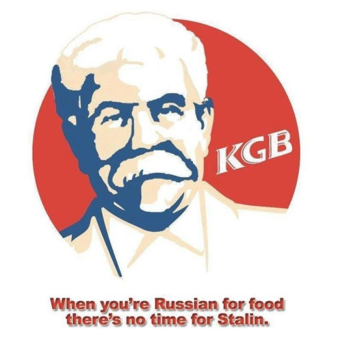 Russian to food