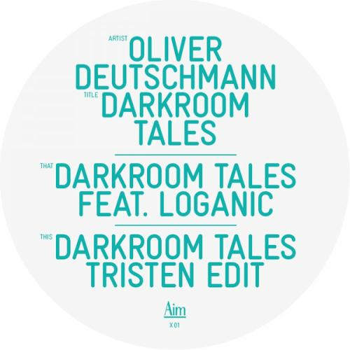 "Download Oliver Deutschmann - Darkroom Tales EP (2012)The first thing that must be pointed out about Deutschmann's Loganic collaboration, ""Darkroom Tales,"" is that title. What a title. The music that bears it is every bit as hedonistic, decadent, and seedy as you'd hope: high-octane house that starts at a gallop — replete with deep, barely audible moans and sharp breaths — and never, ever slows down. It hungrily collects new elements to add to the dizzy conveyor-belt effect until it's a hurtling mass of moving bells and whistles. Shakers, mallets, a vaguely alienating vocal sample (""What it's gonna be? What's it gonna be?""), handclaps that slice up the bars into uneven, colliding chunks of broken rhythm — it's quite a ride. And if it weren't grandiose enough, an 'ardkore-worthy synth riff floats up from the abyss to dominate the track's midsection, a victory lap for a track that builds energy so masterfully it's hard not to get sucked into some kind of outrageous motion even if you're just listening on headphones. Label head, Tristen, provides an edit that's a little more Aim friendly, blurring the original's incisive slam into pleasant deep-house chord smears and turning the original's darkroom blackness into photo-negative white. The sexily swung groove is still there, but here it's weighed down by the lumbering kick and deconstructed melody, more like an added little bonus to an incredible track that didn't need reinterpreting in the first place. A label so well defined as Aim jumping off on a tangent can sometimes be a dealbreaker, but ""Darkroom Tales"" is easily one of the most infectious and impressive tracks of the young year so far. Tracklist: 01. Darkroom Tales (feat. Loganic) 02. Darkroom Tales (Tristen Edit)"