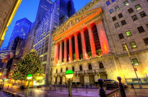 Wall St by dandechiaro