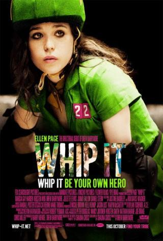 "I am watching Whip It!                   ""kew""                                Check-in to               Whip It! on GetGlue.com"