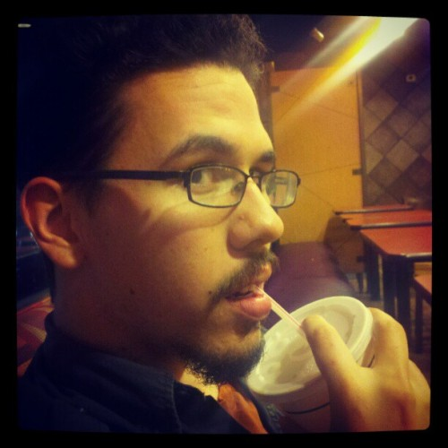 Late night musings over tacos with @anautumndisaster (Taken with instagram)