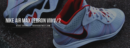 Nike Air Max Lebron VIII V2 Facebook Cover