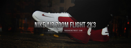 Nike Air Zoom Flight 2K3 Facebook Cover