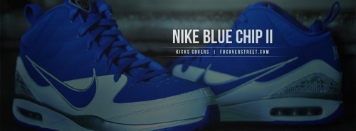 Nike Blue Chip II Facebook Cover