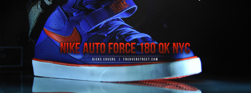Nike Auto Force 180 QK NYC Facebook Cover