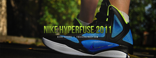 Nike Hyperfuse 2011 Facebook Covers
