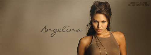 Angelina Jolie Facebook Covers
