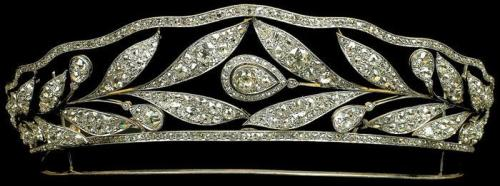small cartier tiara