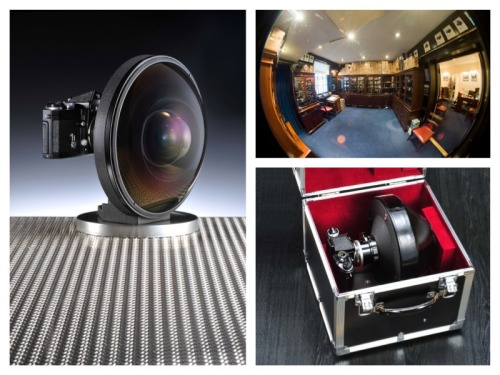 £100,000 Fisheye Lens Grays of Westminster has just sold an enormous and rare Nikkor fisheye lens for the equally gargantuan price of £100,000, to an unnamed overseas collector.