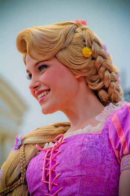 alice-in-disneyl4nd:  Rapunzel by abelle2 on Flickr.