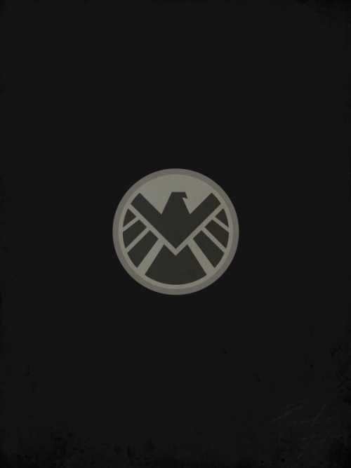 Bonus: SHIELD icon to complete the set of Avengers icons I made. Links to the other icons: Avengers Set Iron Man Captain America Thor Black Widow Hawkeye Hulk