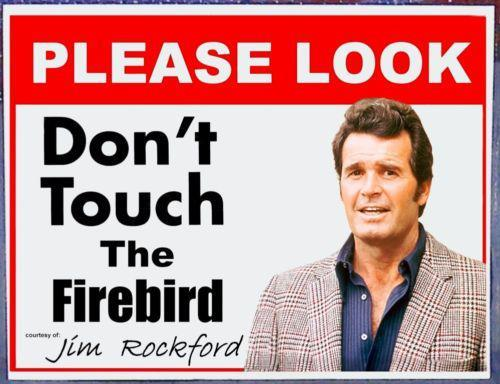 "7 IMPORTANT THINGS YOU CAN LEARN FROM JIM ROCKFORD  #7: Know-it-alls don't really know it all Two characters on the show summed up this concept better than possibly anyone else in television history: Jim Rockford when he played anyone other than Jim Rockford, and petty con man friend Angel Martin. Some examples: Jim Rockford (as Jimmy Joe Meeker in ""Never Send a Boy King to Do a Man's Job""): ""Honey, how about the part of the horse that went over the fence last, huh? Hey, hey (pointing), hi-yo silver away!"" Harold Jack Coombs: ""You got a problem, fella?"" Rockford: ""Oh, nothing I can't handle in a pair of regular pants."" Coombs: ""And your high heels?"" Rockford: ""Well, now, don't you look cute?"" Coombs: ""Just a racing uniform."" Rockford: ""Oh yeah? Yeah, that looks like something Captain Space would wear in that Saturday morning kiddie show."" As well as: Angel Martin: ""Hey, Buckaroo — I don't let nobody outta my sight. This is the big one. This is the big score. I don't sleep. I sit on my blanket with my gun on my lap and I keep an eye on you all night long …"" Rockford (unimpressed): ""Yeah, Treasure of the Sierra Madre. Humphrey Bogart, Walter Huston, Tom Holt. Terrific ending, almost everybody ate a bullet."" Second rule of the world, just behind the one about waiting 30 minutes after eating before swimming: just because something is said with certainty doesn't make it so. Watch 15 minutes of C-Span for confirmation of that fact. #6: Even an 'everyman' looks good driving a cool car So you're an average person. Cast in a movie, chances are you will look more awkward than cool. Christian Slater is living proof of that. Fancy clothes? Pee Wee Herman is still Pee Wee Herman, even in an Armani suit. Far too many average folks bought and subsequently lost big houses in this economy for that to be cool. However, based upon this, the car most certainly makes the man. Notice the little nod he gives the bad guys as he's backing out of the dead end? Everyone looks good driving a cool car — even the stiffs driving the Corvette. #5: Women love men who love women Rockford always held the elbow of the woman he was walking with and was protective of the fairer sex, even when trading barbs or making snide comments dripping with sarcasm. Notice the encouragement he gives here (from ""Forced Retirement""): Beth Davenport: ""I don't want to raid Harcourt & Lowe's client list when I leave, but I am worried about my clients. Where are they going to come from?"" Rockford: ""Oh hey, they'll come, they'll come. And, you know, you've always got me."" Davenport: ""Thanks, Jim. I was talking about paying clients though."" Despite the ""ouch"" moment, chicks still dig the caring, compassionate man. Maybe just a little bit more if he's got a credit card. #4: Mouthing off has its minuses Other television detectives were quick to draw the gun. Barnaby Jones somehow managed to squint through his cataracts sufficiently to wing the bad guy in the shoulder each and every time. Not Jim Rockford. His mouth was his biggest weapon. Unfortunately, Angel Martin's mouth was not, as can be seen in this clip. Nobody melted more quickly than Angel. Stay frosty. #3: Real men don't drink anything with an umbrella in it Rockford's drink was scotch and soda, or if he was feeling particularly hardcore, scotch on the rocks. An exchange proving the validity of that choice, from ""The Kirkoff Case"": Tawnia Baker, at the bar: ""Where have you been?"" Rockford: ""I had to rent a car. Somebody kicked my headlights out. Don't you ever take any time off?"" Tawnia: ""On the phone you said eight o'clock. It's nine."" Rockford (looking at a fruity drink left on the bar in front of him): ""What the devil is this?"" Tawnia: ""You've been fighting."" Rockford: ""Not me, no, the other guys did the fighting. I stood there and caught punches. Could I trade this in for a scotch and soda please?"" The man at the bar just prior to him ordered the fruity drink. He exited, stage left, as soon as Rockford arrived, and his drink left shortly thereafter. Rockford and his scotch remained with the girl. Quod erat demonstrandum. #2: Embrace cynicism Perhaps the most emblematic example of cynicism in the entire series was in the episode ""White on White and Nearly Perfect"", in which smiling, white-clad, good-guy fellow private investigator Lance White played the foil character to Rockford's distrusting, cynical self. A classic exchange: Jim Rockford: ""Yeah, well, we got snarled up in a case in August. I ended up doing 90 days on a county honor farm."" Lance White: ""Well, I'm sorry about that, Jim, but I had my client's interests to protect and you did break into that hotel room."" Rockford: ""What client? Who where you working for? Nobody seemed to know."" White: ""Well, that was kind of a strange one, those 3 little boys hired me."" Rockford: ""The triplets? They were only 8 years old."" White: ""Yeah well when their folks were killed by the mob, I kind of took 'em in. Finally, I made arrangements for them to live on a friend's farm in Vermont."" Rockford: ""Isn't that nice? A happy ending. We all got to go to a farm."" If you haven't seen the episode, trust me — you want to smack Lance White silly. Stay real, stay cynical. Your blood pressure will thank you for it. #1: Punching hurts Rockford was amongst the first major television characters to regularly hurt themselves connecting on a punch. Contrast that with the ludicrous Batman television series fights whereby Batman and Robin biffed and powed their way through fistfights, never once flinching as fist met jaw. Afterwards, they occasionally even broke into spontaneous dance to 60's go-go music. Pass the umbrella drink, Boy Wonder. There you have it. The seven lessons The Rockford Files can teach us in today's post-Rockford world. As you're gazing at the humble trailer, the wavering ethics, the cool car and the glass of scotch, remember the lesson within the lessons: don't judge a DVD by its jacket."