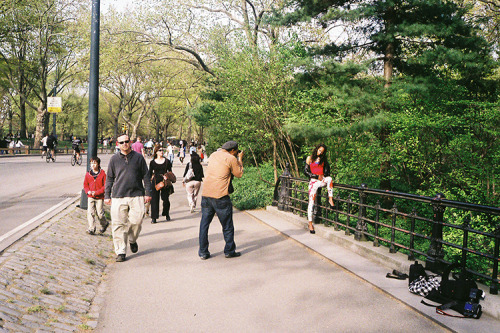 photosbyobregon:  central park / 2012  where dreams come true