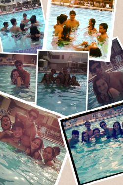 #friends #fun #sun #pool #cool #funday #Venezuela #iphone