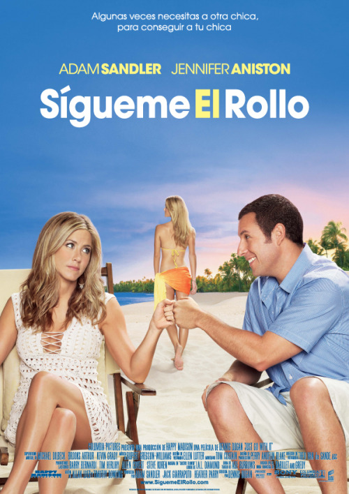 """Sígueme el rollo"", ""una esposa falsa"" o ""Just Go with It"""