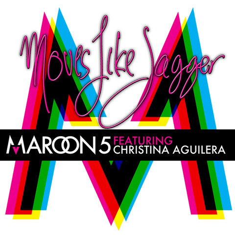Maroon 5 - Moves Like Jagger (Feat. Christina Aguilera)