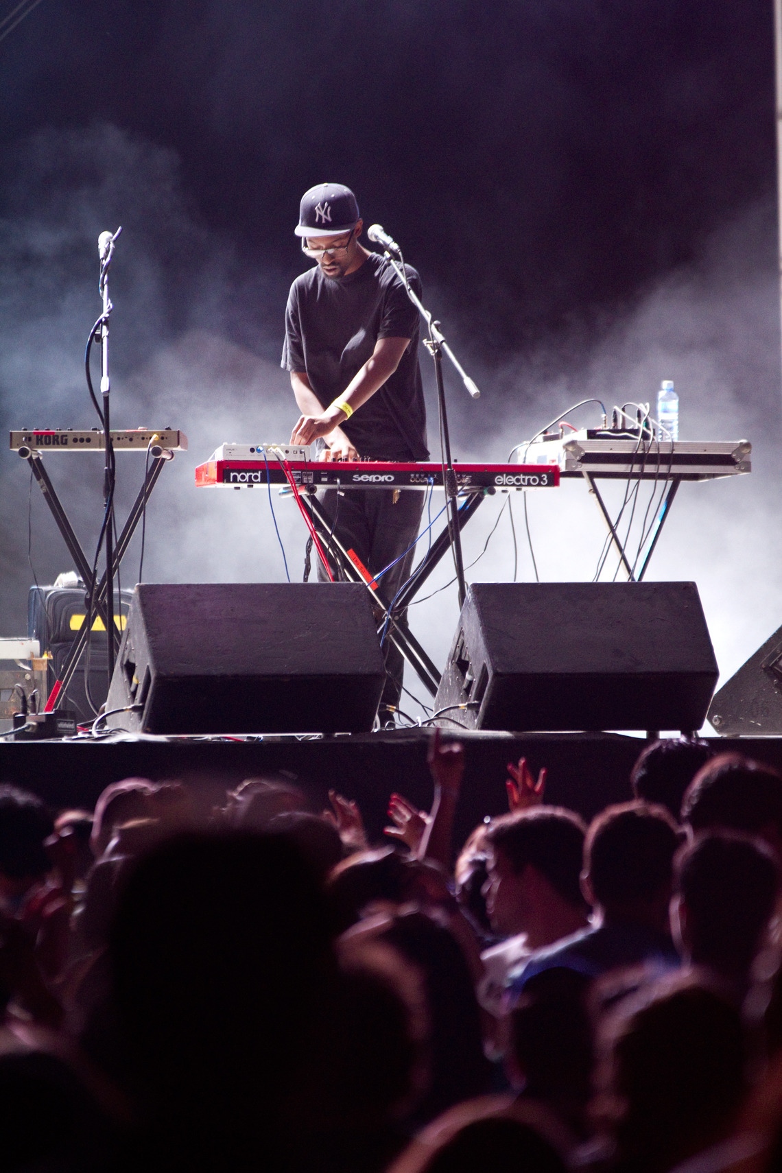 Noise 2012 The Knocks por Adrián Gutiérrez para Your Mother Should Know. http://noise-noise-noise.com/ ….. The Knocks by Adrián Gutiérrez for Your Mother Should Know. http://noise-noise-noise.com/