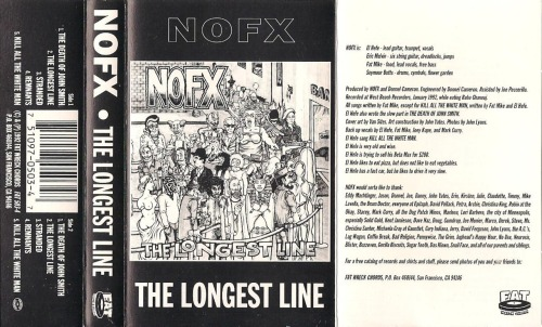 NOFX (The Longest Line) Fat Wreck Chords