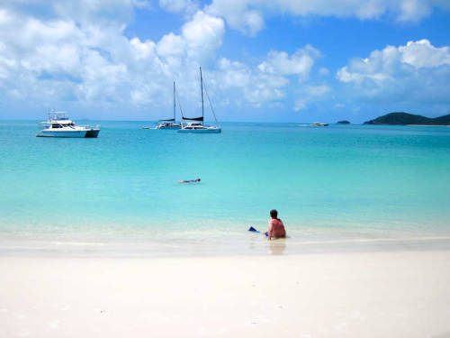 (Beach - Whitsundays by Tanya Puntti (SLR Photography Guide))