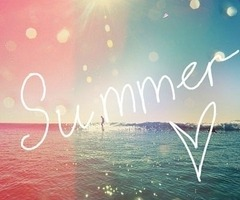Reblog if you can't wait for Summer