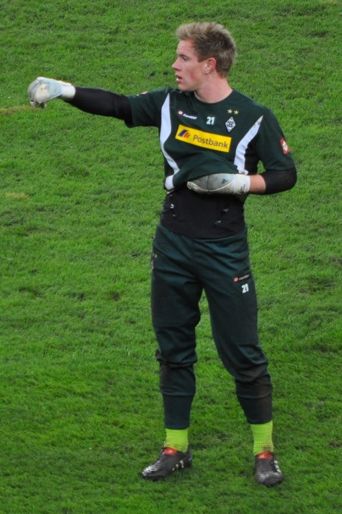 April 30, 1992:German footballer ‪Marc-André ter Stegen‬ is born in ‪Mönchengladbach‬.Ter Stegen is the reserve goalkeeper for Borussia ‪Mönchengladbach‬ in the Bundesliga. He joined the club's youth system when he was just four years old, and had represented it at every level by the time he was 18. He made his official first appearance for the club in 2011.