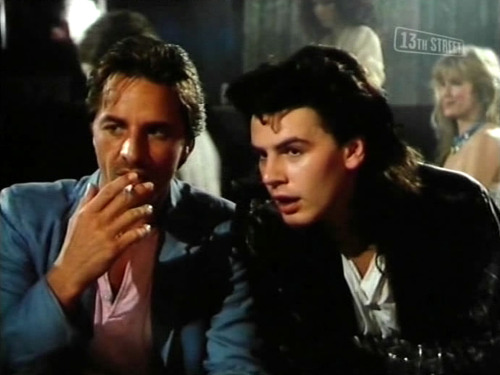 Don Johnson & John Taylor.