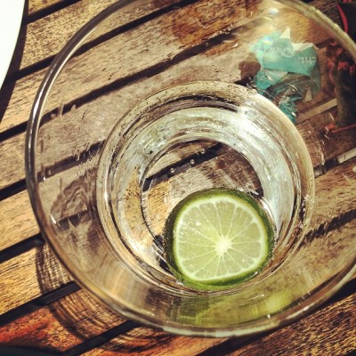 Refreshing (Taken with Instagram at CATCH beachclub | Surin Beach)