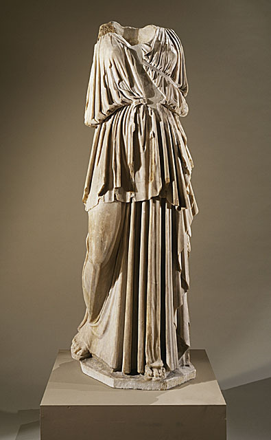 omgthatartifact:  The Landsdowne Artemis Roman, 1st century BC- 1st century AD The Los Angeles County Museum of Art