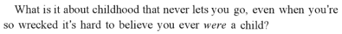 aseaofquotes:  Mitch Albom, For One More Day