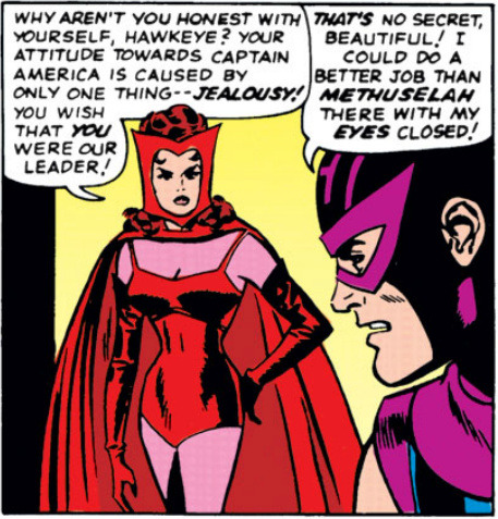 marvelpanels:  from Avengers #21 by Stan Lee and Don Heck