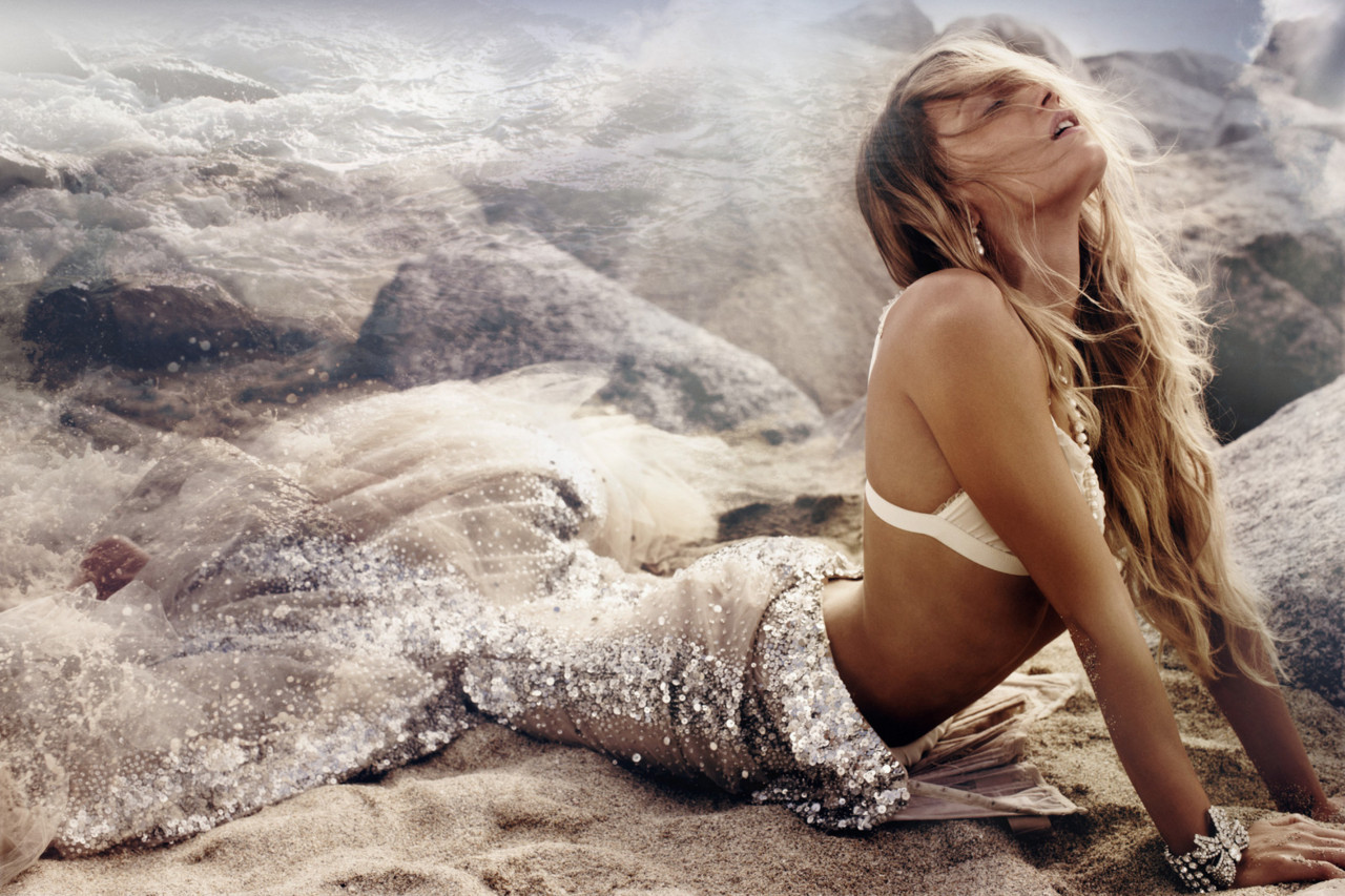 Lily Donaldson - Vogue Spain by Alexi Lubomirski, May 2012