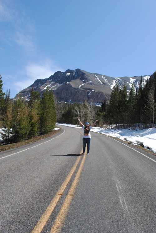 Ahhhhh I had such a great vacation/road trip to Montana! Glacier was definitely the highlight but I enjoyed exploring San Fran, Portland, Seattle & the Grand Canyon too! Cant wait to go back to glacier when the entire area is open, a lot was still closed due to weather.  I'm back in LA for a week, then HOME..then Blink, BREAK & more tour. :)