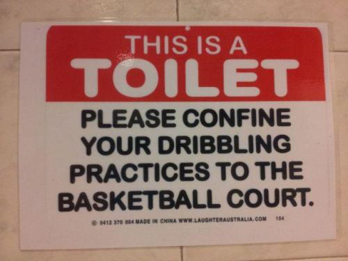 funnynrandom:  Basketball Sign…