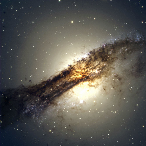 spatiumetstellarum:  Radio Galaxy Centaurus A