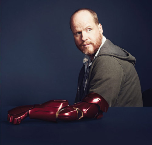 http://www.wired.com/underwire/2012/04/ff_whedon/all/1  An article on Joss Whedon.   You know you've offended Joss Whedon when he stops talking in Whedonisms. Usually the writer-director is funny, wry, and acutely self-aware—just like the characters he creates for his shows and movies, from the cult TV series Buffy the Vampire Slayer to the new horror flick The Cabin in the Woods. He'll order a chardonnay at lunch and slouch sideways in a booth, riffing on geek tropes from Star Trek to Twilight Zone…