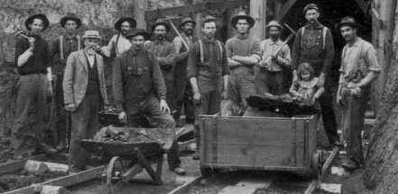 oldsparky:  Coal Mines; Yamhill County, Oregon.