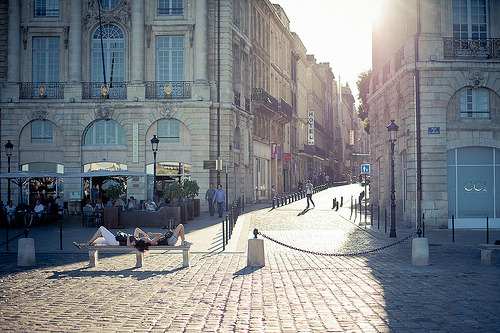 Bordeaux, France (by Joffrey Guidon)