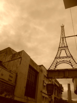 Eiffel in Paris van Java submitted by: limapuluhrebuan, thanks! #Bandung #WestJava #Indonesia