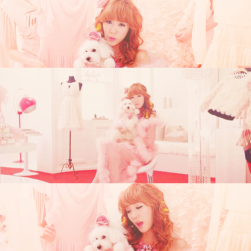 SO MUCH PINK LOL I bet Miyoung is happy now XD