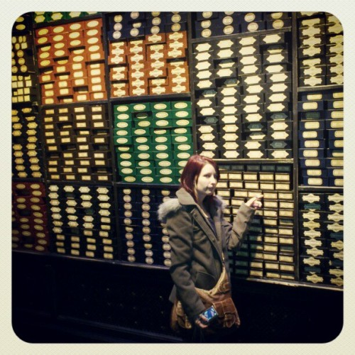 Wand shopping (Taken with instagram)