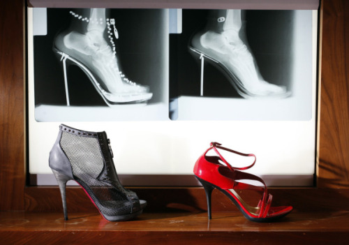 "Does wearing high heels make your feet, calves or back hurt? It probably hurts because you're damaging your body — maybe even causing long-term consequences. ""It's hard to think, in general, that people are so accepting of pain that they don't question it,"" said Dr. Lori DeBlasi, a Columbus, Ohio, podiatrist who works at Specialized Orthopaedics & Sports Medicine. ""Foot pain is not normal."""