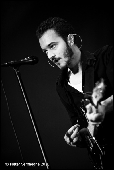 editorsbelgium:  Tom Smith, Lotto Arena Antwerp 2010.  [Credit: Pieter Verhaeghe]